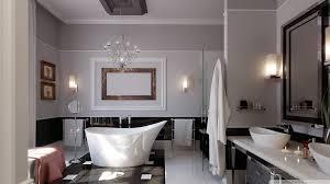 modest wallpaper for bathrooms homedessign com