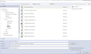 creating ios user interfaces in code xamarin