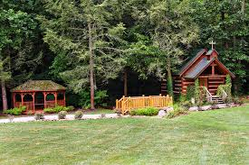 wedding chapels in pigeon forge tn creekside cove chapel your smoky mountain wedding