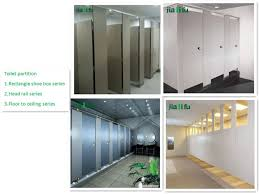 Bathroom Cubicles Manufacturer China Jialifu Commercial Compact Laminate Toilet Cubicle