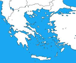 Greece Maps Blank Map Of Greece By Dinospain On Deviantart
