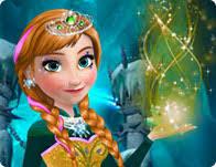 elsa frozen makeover games
