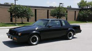 Buick Grand National Car 1987 Buick Gnx F136 Monterey 2015