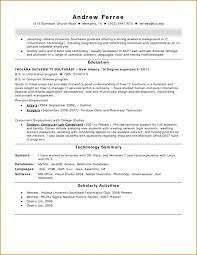 entry level pharmacy tech resume resume template example