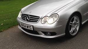 55 amg mercedes for sale 2004 mercedes clk 55 amg w209 automatic for sale