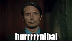 Hannibal Meme - doctor who hannibal gif find share on giphy