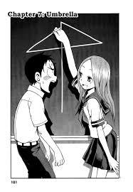 Chp Log Teasing Master Takagi San Chp 7