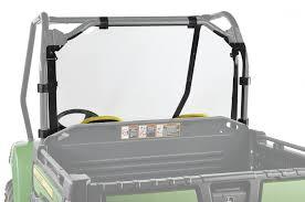 john deere 625i 825i hpx rear windshield combo kolpin