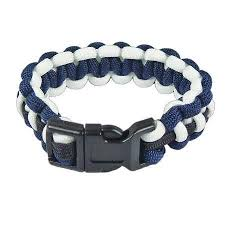 bracelet survival images Tri color survival cobra paracord bracelet new york jpg