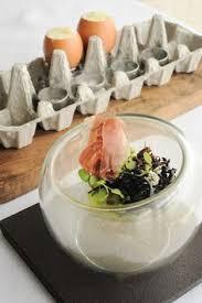 tarragon chips made with uniqueglass molecular gastronomy unique