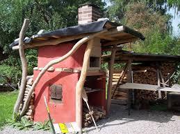 holzbackofen bausatz zum selber bauen outdoor kitchen