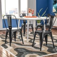 small dining room sets narrow dining chairs wayfair