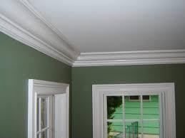 interior paint crown molding trim window trim baseboard trim