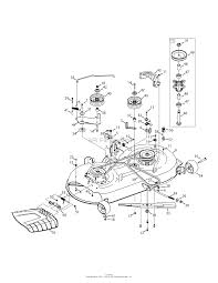 mtd 13a2775s000 2015 parts diagram for mower deck 42 inch