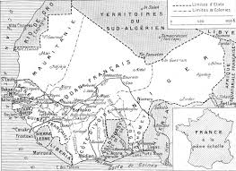 Map Of West Africa by Map Of The Seven Colonies Of The Aof French West Africa In 1936