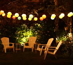 How To Decorate Outdoor Trees With Lights - how to use garden lighting guide argos