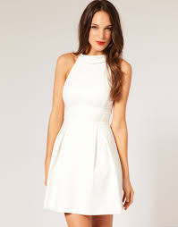 white dress trends white casual dresses things to wear