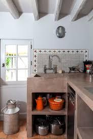 cuisines de garance rénovation d une ère normande cagne cuisine par