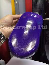 glitter car glossy metallic purple red vinyl for car wrap with air release