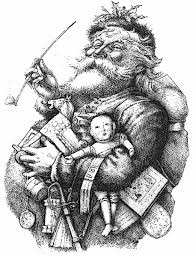 the history and origins of santa claus