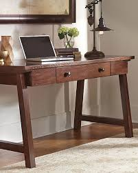 Home Office Table Desk Home Office Furniture Ashley Furniture - Ashley office furniture