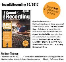 Hochglanz K He Studioszene 24 96 Mastering Karlsruhe U203a Sound U0026 Recording