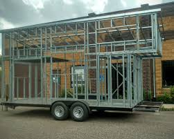 my chemical free house an all metal tiny home