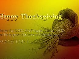 happy thanksgiving psalm 106 verse 1 gradient thanksgiving