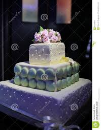 white wedding cake classic 3 tier white wedding cake with purple