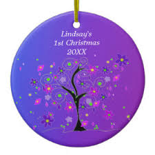 whimsical tree ornaments keepsake ornaments zazzle
