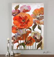 floral delights decorative mango wood picture photo home 99 best uttermost art images on pinterest abstract art beach