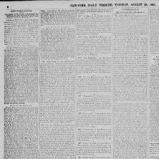 si e social axa iard york daily tribune york n y 1842 1866 august 26 1851