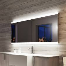 bathroom cabinets lucent wide light bathroom mirrors demister