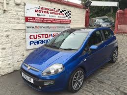 fiat punto evo 1 4 multiair 16v sporting 135 blue 2010 in
