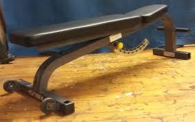cybex utility bench 475