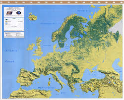 Map Of Mediterranean Europe by National Soil Maps Eudasm Esdac European Commission