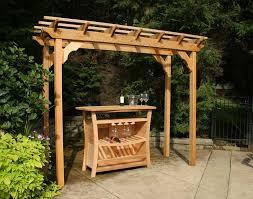 outdoor new england arbors with backyard arbors and prefab arbors