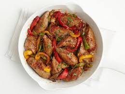 turkey sausage and peppers recipe food network kitchen food network