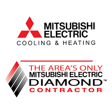 mitsubishi electric logo climate control inc heating u0026 air conditioning hvac 5034