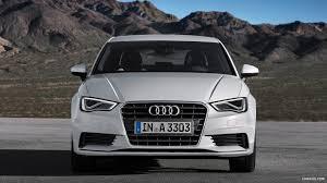 white audi sedan 2015 audi a3 sedan glacier white front hd wallpaper 17