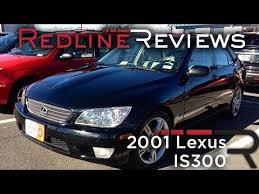 lexus is 2001 2001 lexus is300 review walkaround exhaust test drive