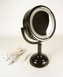 lighted makeup mirror bronze roselawnlutheran