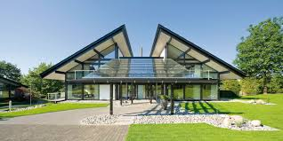 Modern Architecture Home by Eco House биоклиматические дома фахверк Small House