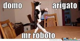 Domo Meme - domo arigato mr roboto by domo meme center