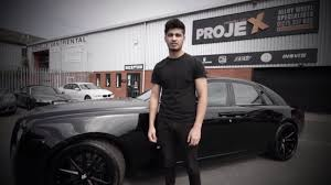 Lord Aleem Gets His Rolls Royce Ghost In All Black Autoevolution