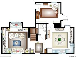 cottage beach house floor plans related to plan simple open homes