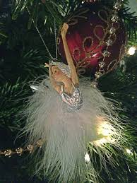 ballerina swan lake nutcracker decoration deco