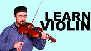 learn to play violin learn