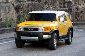 yellow toyota truck atmosphere travel car