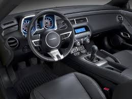 camaro interior with the original 3 spoke steering wheel 2010 11